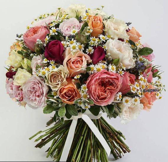 Születésnapi virágcsokraink