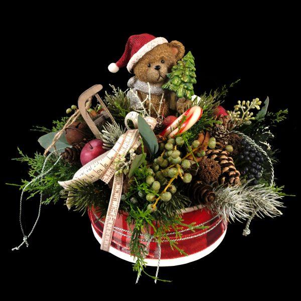 Téli-karácsonyi díszek